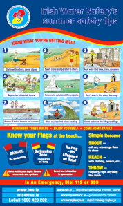 Irish Water Safety Summer  2014 Safety Tips - Sligo