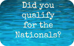 Did you qualify for the Nationals in Kilkee?