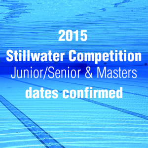 Stillwater Competition 2015 details announced