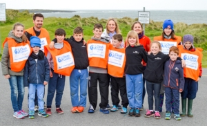 Sligo Surf Lifesaving Club support Clean Coasts week