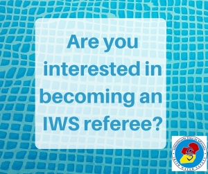 Are you interested in becoming a IWS referee-