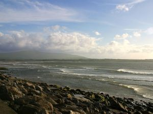 Strandhill - warden and lifeguard posts advertisied